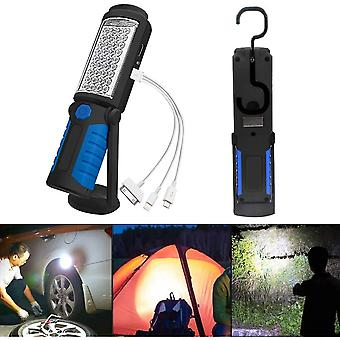 Rechargeable Led Emergency Work Inspection Light With Magnetic