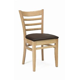 Pair Of Fully Assembled Bailey Chair With Seat Pad
