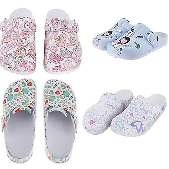 Nők Beltéri Papucs Lady Nyári Rajzfilm Cipő Home Shoes