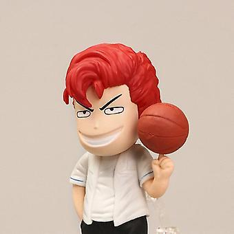 Basketball Master Sakuragi Flower Road Rukawa Maple Akagi Goken Mitsui Shou Miyagi Doll Anime