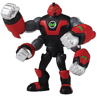 Ben 10, Action Figure - Omni-Kix Armor Four Arms