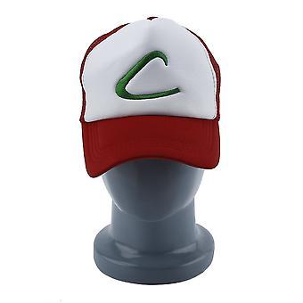 New Men Boys Cartoon Hat Mesh Adjustable Baseball Cap Costume Party Gift