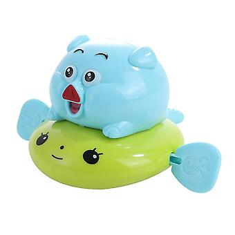 Jouets de bain Wind Up Swimming Piglet Baby Bath Toys, Bathtub Shower Toy Pour enfants