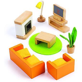 Gyermek játék szimuláció Otthon Divat Nappali, Szabadidő és Puzzle