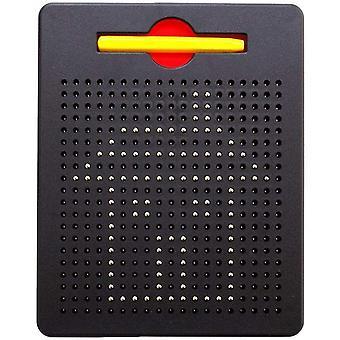 Placa de desenho magnética do quebra-cabeça infantil, placa de desenho da educação infantil