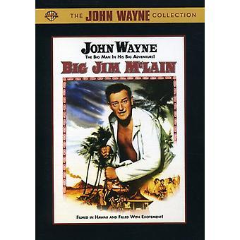 Big Jim McLain [DVD] USA importerer