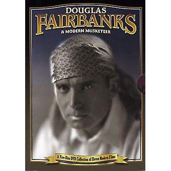 Douglas Fairbanks-Modern Musketeer [DVD] USA import