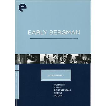Frühe Bergman [DVD] USA importieren
