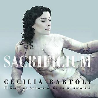 Cecilia Bartoli - importation USA Sacrificium [CD]