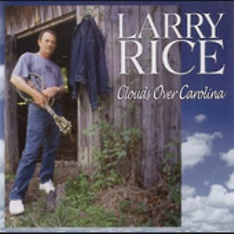 Larry Rice - Clouds Over Carolina [CD] USA import