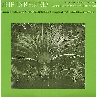P. Bruce - Lyrebird: A Documentary Study of Its Song [CD] USA import