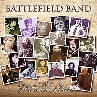 Battlefield Band - Producer's Choice [CD] USA import