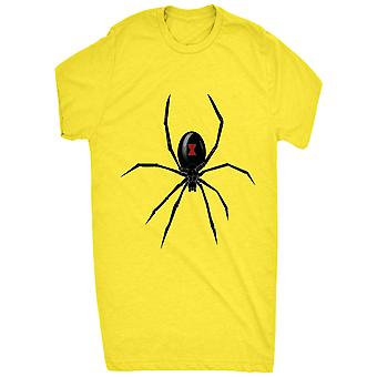 Black Widow Spider Evil_vectorized voor mannen
