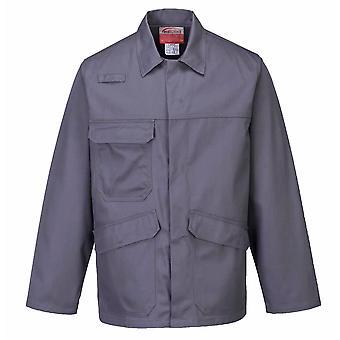 Portwest - Bizflame Alev Rezistans Güvenlik İş Elbisesi Pro Ceket
