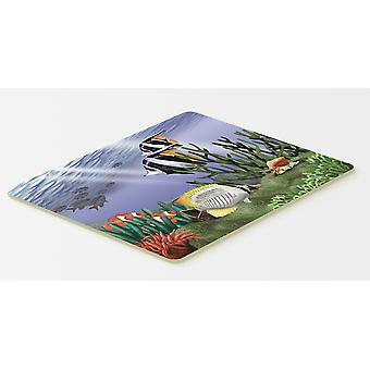 Carolines Treasures  PTW2034CMT Undersea Fantasy 9 Kitchen or Bath Mat 20x30