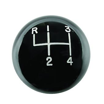 Hurst 1630103 Black 4-Speed Classic Shifter Knob