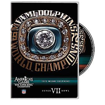 Miami Dolphins Super Bowl 7 [DVD] USA import