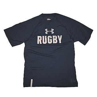 UNDER ARMOUR rugby t-paita junior [laivaston]