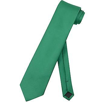 Везувио Наполи галстук сплошной УДЛИНЕННЫЙ мужской галстук шею XL