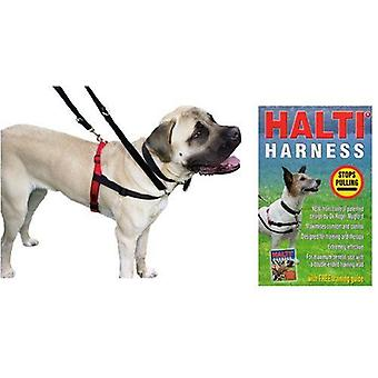 Company of Animals Halti Dog Harness Small Black