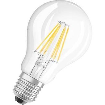 OSRAM LED EWG a (++ - E) E27 Arbitrary 7 W = 60 W ciepły biały (Ø x L) 60 mm x 105 mm szt 1 włókien.