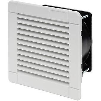 Finder 7F.70.9.024.2055 Enclosure fan (EMC) 24 V DC 9 W (W x H x D) 150 x 150 x 76.5 mm 1 pc(s)