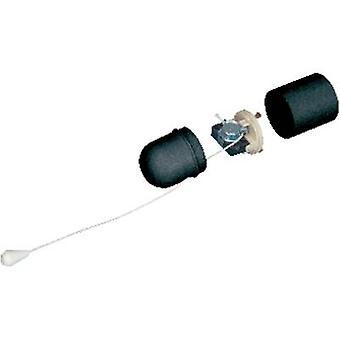 Bulb holder E-27 230 V + pull switch