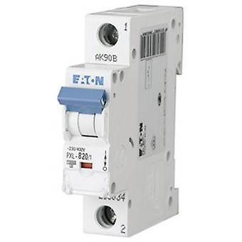 Eaton 236034 PXL-B20/1 Circuit breaker 1-pin 20 A 230 V AC
