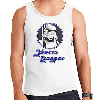 Original Stormtrooper 70s Retro Men's Vest
