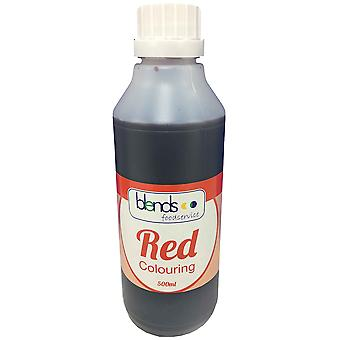 Blends Red Food Colouring