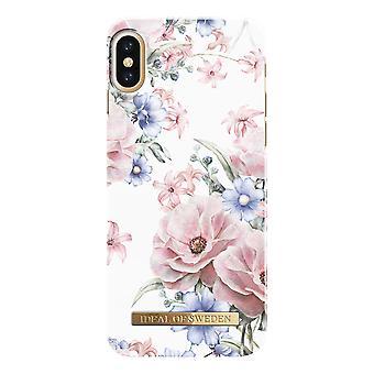 iDeal de Suecia iPhone X/XS Shell-Floral Romance