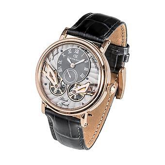 Carl of Zeyten men's watch wristwatch automatic black forest CVZ0017RGY