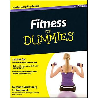 Fitness For Dummies (4th Revised edition) by Suzanne Schlosberg - Liz