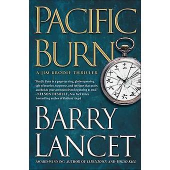 Pacific branden door Barry Lancet - 9781476794891 boek