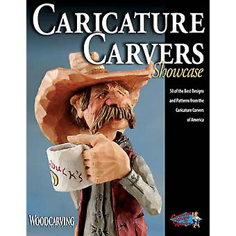 Caricature Carvers Showcase - 50 of the Best Designs and Patterns from