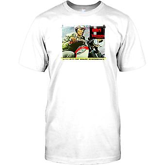 Triumph Retro Poster - ga moderne ga Triumph Kids T Shirt