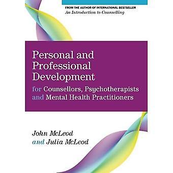 Développement personnel et professionnel des conseillers, des psychothérapeutes et des praticiens de la santé mentale (université...