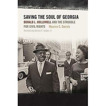 Opslaan van de ziel van Georgië: Donald L. Hollowell en de strijd voor burgerrechten