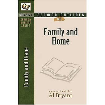 Famiglia e casa