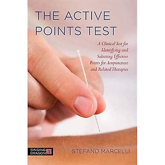 The Active Points Test: A Clinical Test for Identifying and Selecting Effective Points for Acupuncture and Related...