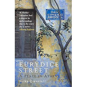 Via Euridice: Un luogo in Atene