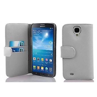 Cadorabo sag for Galaxy MEGA 6,3 sag dækning - mobiltelefon sag i struktureret imiteret læder med stå funktion og kort rum - Case Cover Beskyttende sag Book Folding Style
