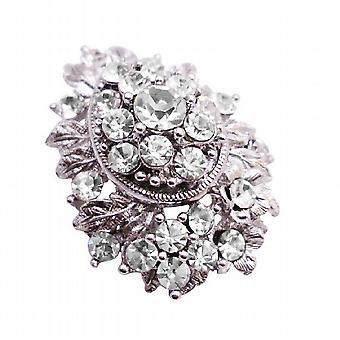 Sparkling Diamante Artistically Made Fully Embedded Diamante Encrusted