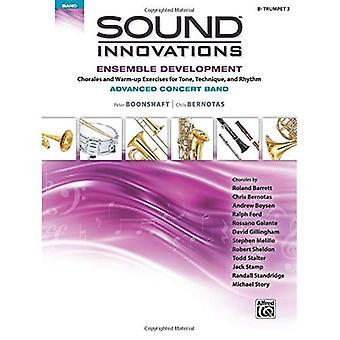Ljud innovationer för Concerts Band--Ensemble utveckling för avancerade Concert Band: B-Flat Trumpet 2 (ljud innovationer-serien för Band)