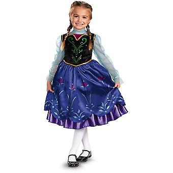 Ana congelados traje de niño