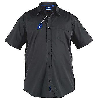 Hertug Herre Aeron Kingsize-kortærmet klassiske regelmæssig skjorte