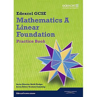 GCSE matemática Edexcel 2010 - Spec um livro de prática de fundação por Kei