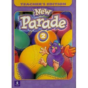 Nieuwe Parade: leraren gids 2 (Pearson Education)