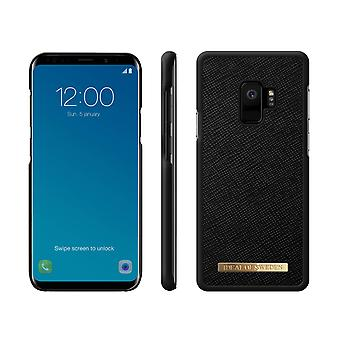 iDeal Della Svezia Samsung Galaxy S9 Saffiano Shell-Black