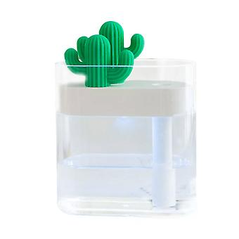 Humidifier with lighting-cactus